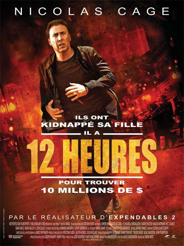 12 heures (BANDE ANNONCE VF et VOST) avec Nicolas Cage, Josh Lucas, Malin Akerman - 24 07 2013 (Stolen)