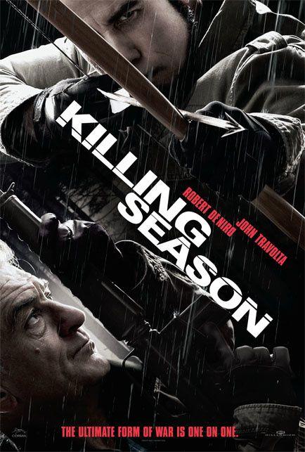 Killing Season (BANDE ANNONCE VO 2013) avec Robert de Niro, John Travolta