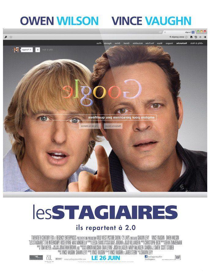 Les stagiaires (BANDE ANNONCE VF et VOST) avec Owen Wilson, Vince Vaughn, Will Ferrell - 26 06 2013 (The Internship)