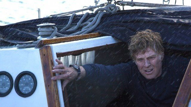 All Is Lost (BANDE ANNONCE VOST + 1 EXTRAIT) avec Robert Redford