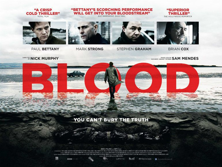 Blood (BANDE ANNONCE VO 2013) avec Paul Bettany, Mark Strong, Brian Cox
