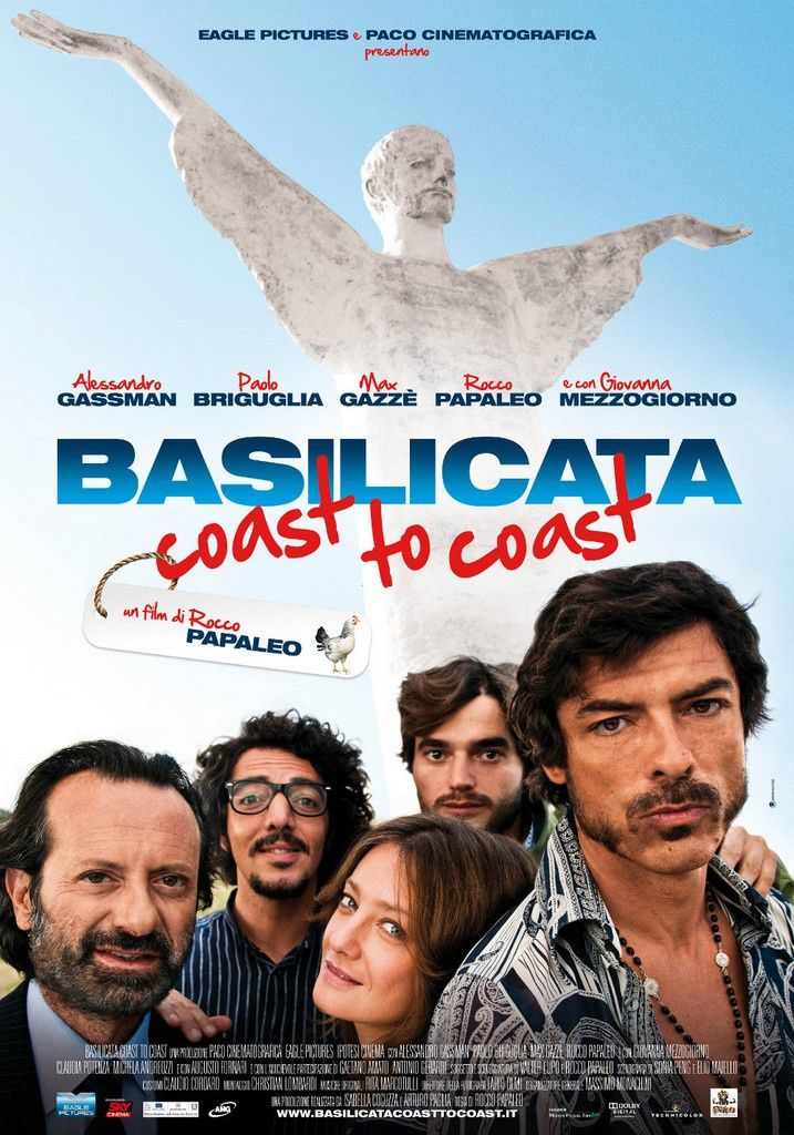 Basilicata Coast To Coast (BANDE ANNONCE VOST 2010) avec Alessandro Gassman