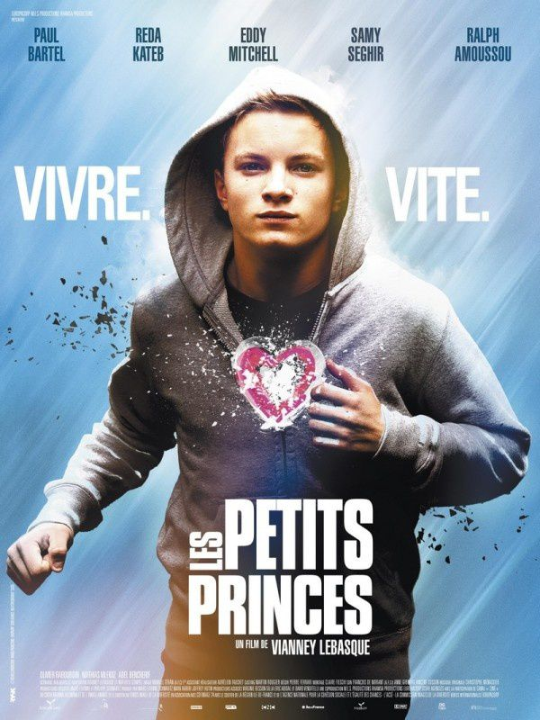 Les petits princes (2 EXTRAITS) avec Paul Bartel, Samy Seghir, Eddy Mitchell - 26 06 2013