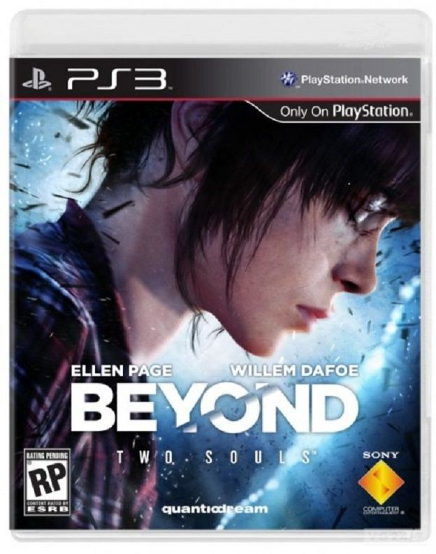 Beyond : Two Souls (BANDE ANNONCE VF DU JEU VIDEO) 09 10 2013