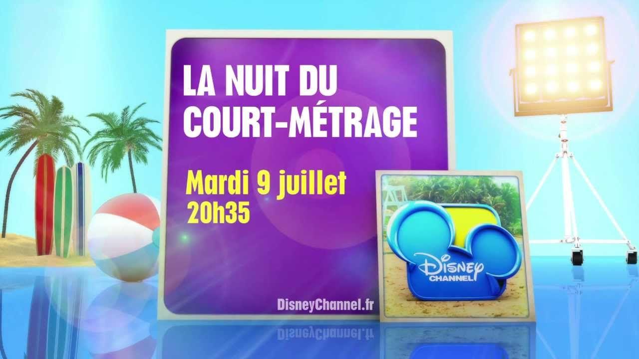 La Nuit du Court-Métrage - Disney-Pixar - Mardi 9 Juillet 2013 à 20h35 sur Disney Channel !