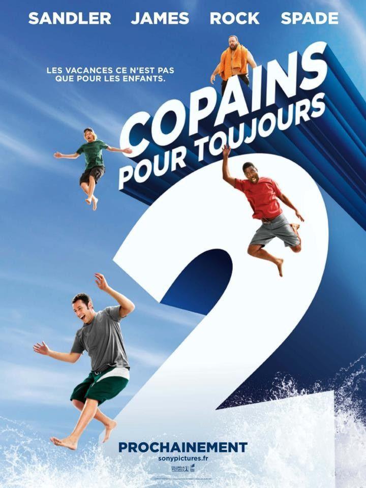 Copains pour toujours 2 (BANDE ANNONCE 2 VF) avec Adam Sandler, Kevin James, Chris Rock, Taylor Lautner, Salma Hayek - 11 09 2013 (Grown Ups 2)