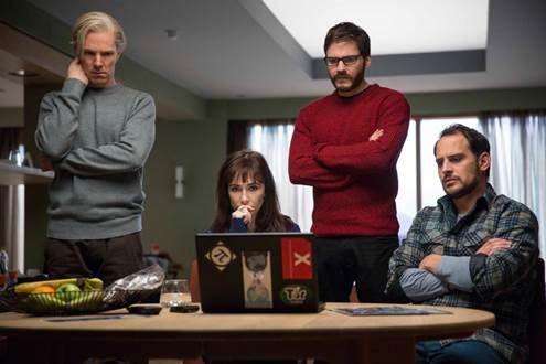 LE CINQUIÈME POUVOIR (BANDE ANNONCE VF et VOST) Film sur l'affaire Wikileaks, le 4 décembre 2013 au cinéma !
