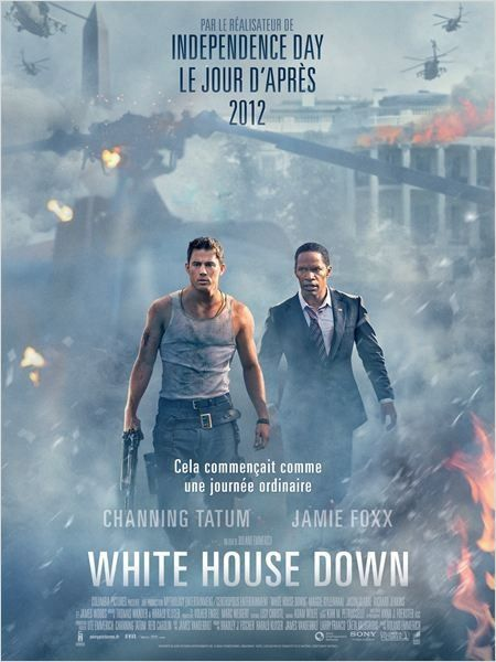 "White House Down (Featurette ""The Beast"" VOST) de Roland Emmerich - 04 09 2013"