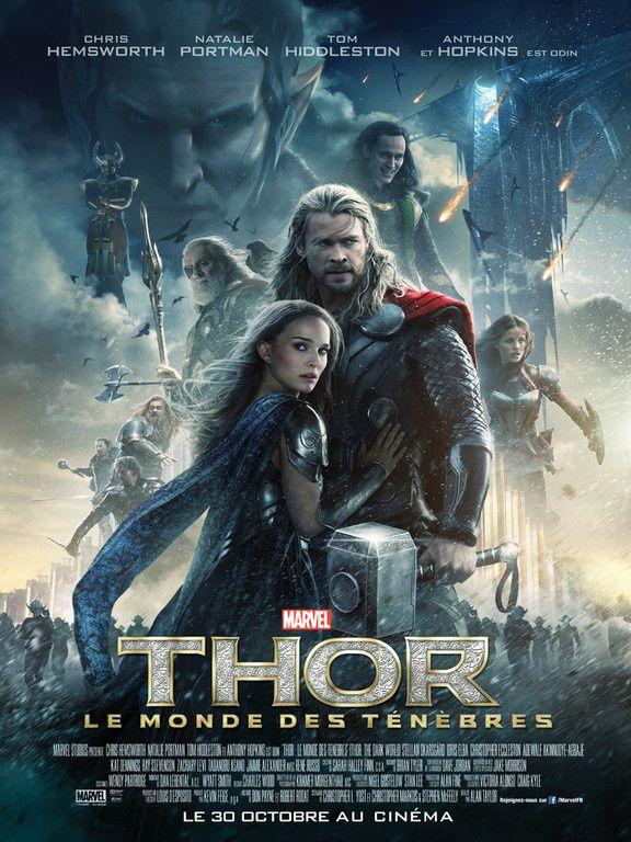 Thor : Le monde des ténèbres (BANDE ANNONCE VF et VOST) avec Chris Hemsworth, Natalie Portman - 30 10 2013 (Thor : The Dark World)