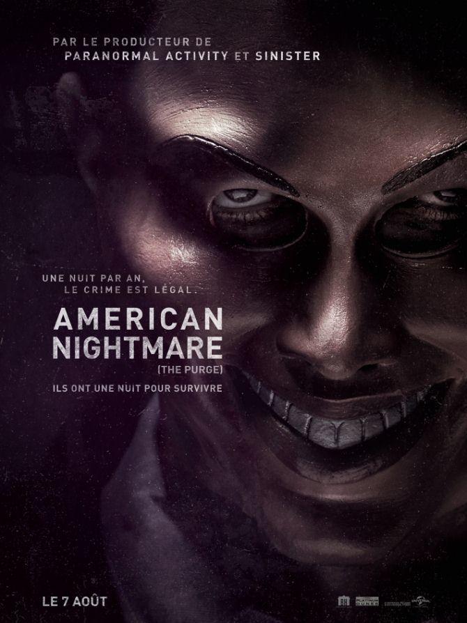 American Nightmare (3 EXTRAITS VF) avec Ethan Hawke, Lena Headey - 07 08 2013 (The Purge)