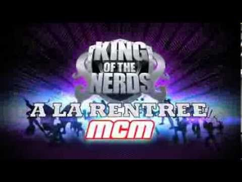 King of the Nerds (3 TEASERS) à retrouver dès Septembre sur MCM !