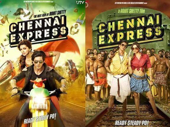 Chennai Express (BANDE ANNONCE VOST) 09 08 2013