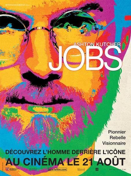 JOBS - Découvrez l'interview vidéo de Xavier Niel et son avis sur le film ! - Mercredi au cinéma.