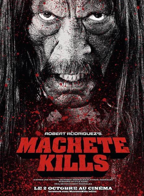La badass Michelle Rodriguez botte des culs dans MACHETE KILLS : découvrez la nouvelle video ! Le 2 octobre 2013 au cinéma