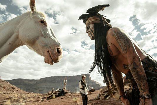 Lone Ranger, naissance d'un héros (BANDE ANNONCE VF et VOST) avec Johnny Depp, Armie Hammer, Tom Wilkinson - 07 08 2013