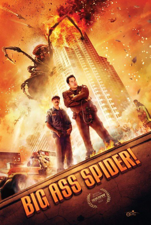 Big Ass Spider! (BANDE ANNONCE VO 2013) avec Lin Shaye, Ray Wise, Greg Grunberg