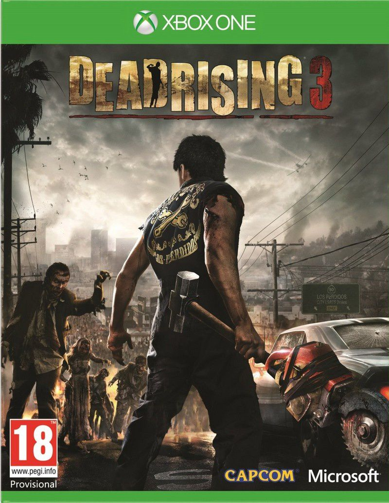 Walker Dead Rising 3 (BANDE ANNONCE VO DU JEU VIDEO)