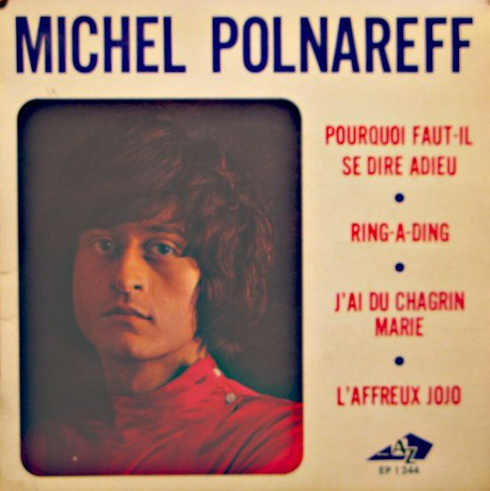 Michel Polnareff - Ring a ding (1968)
