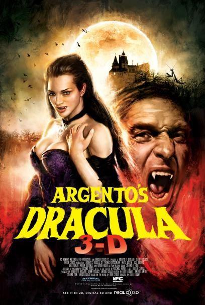 Dario Argento's Dracula 3D (BANDE ANNONCE VOST) avec Rutger Hauer, Asia Argento - 27 11 2013