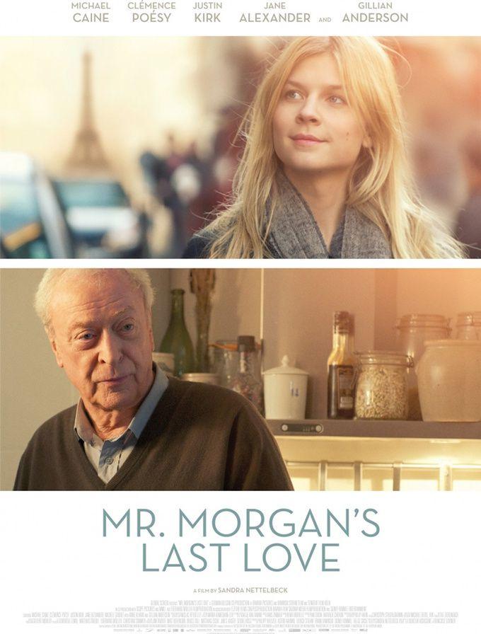 Mr. Morgan's Last Love (BANDE ANNONCE VO) avec Michael Caine, Clémence Poésy, Gillian Anderson