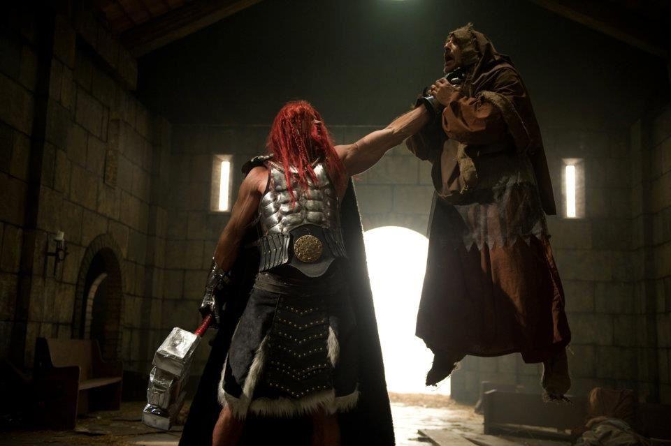Vikingdom, l'éclipse de sang (2013) (BANDE ANNONCE) avec Dominic Purcell, Natassia Malthe