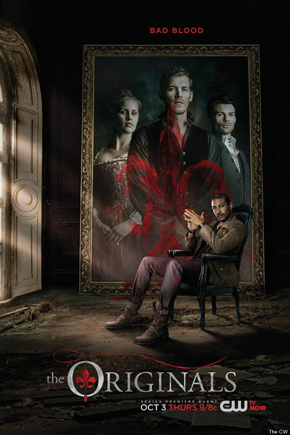 The Originals (SERIE TV 2013) avec Joseph Morgan, Phoebe Tonkin