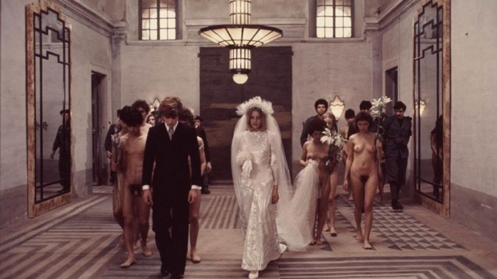 Salo ou les 120 journées de Sodome (1975) de Pier Paolo Pasolini (Salò o le 120 giornate di Sodoma)