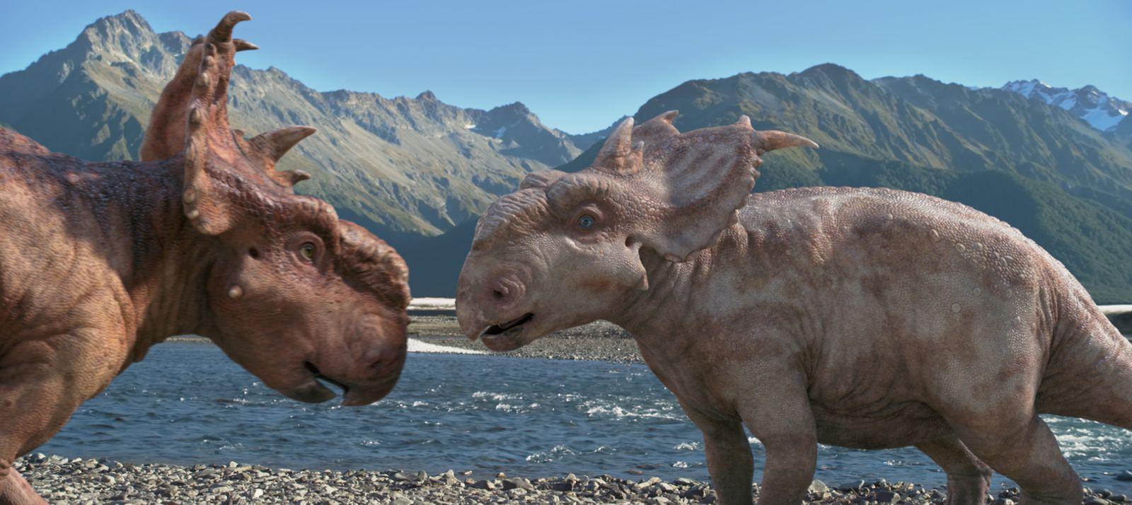 Sur la terre des dinosaures (BANDE ANNONCE) Vivez la plus grande aventure depuis 70 millions d'années !