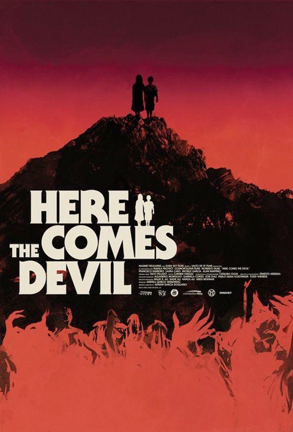 Here Comes The Devil de Adrián García Bogliano (2012) (Ahí va el diablo)