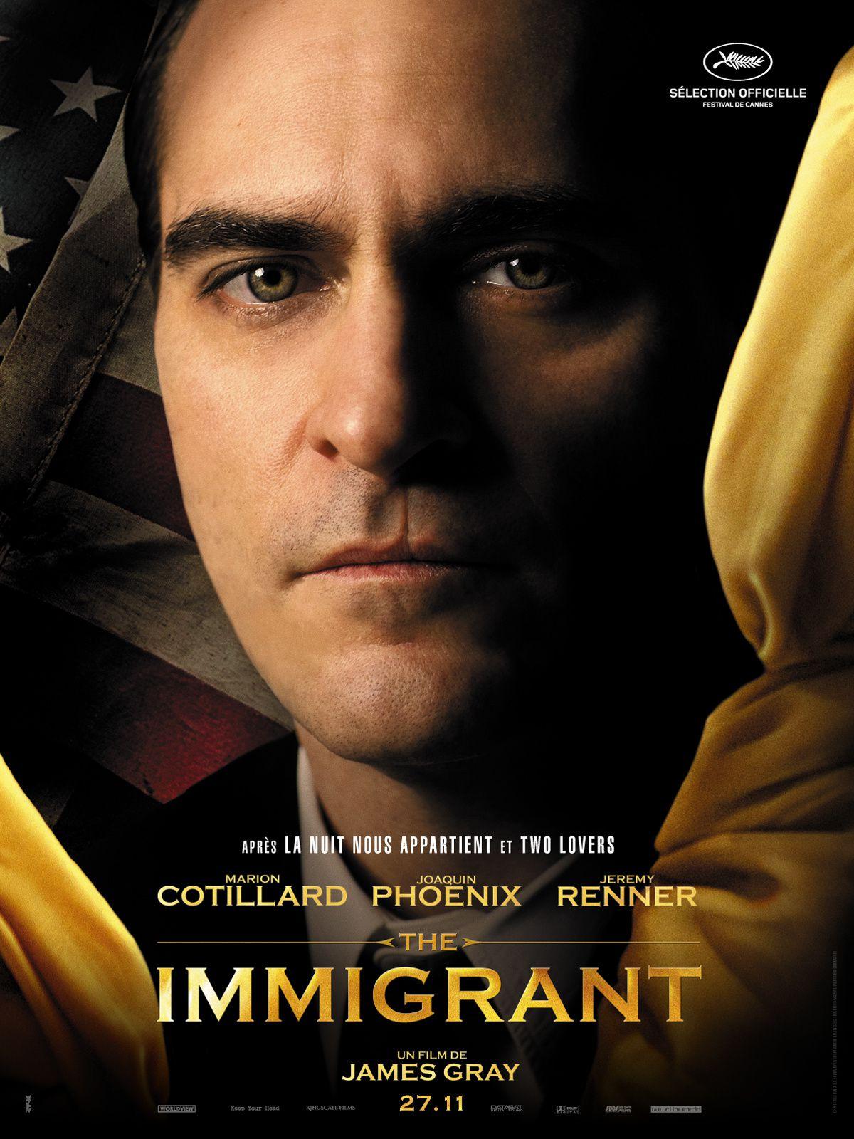 The Immigrant (BANDE ANNONCE VF et VOST 2013) de James Gray avec Marion Cotillard, Joaquin Phoenix, Jeremy Renner