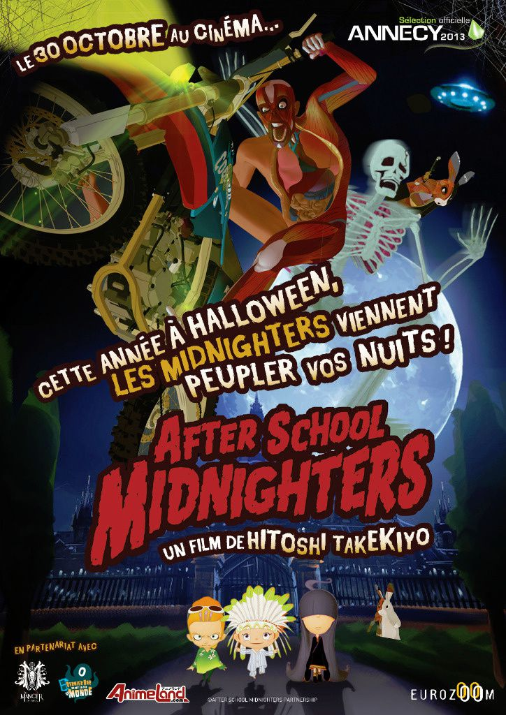After School Midnighters (BANDE ANNONCE) 30 10 2013