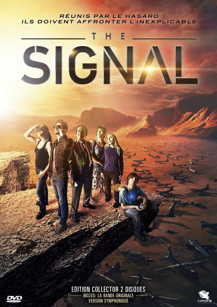 The Signal (2010) (BANDE ANNONCE) avec Joaquim de Almeida, Michelle Mania, Skyler Day (Backlight)