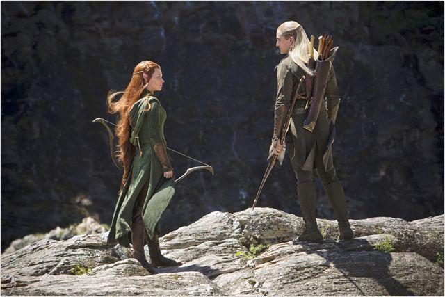 Le Hobbit : la Désolation de Smaug (BANDE ANNONCE VF et VOST) de Peter Jackson