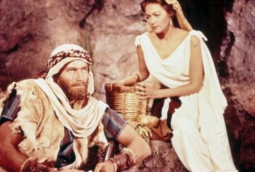 Les Dix Commandements (BANDE ANNONCE VF 1955) avec Charlton Heston, Yul Brynner, Anne Baxter (The Ten Commandments)