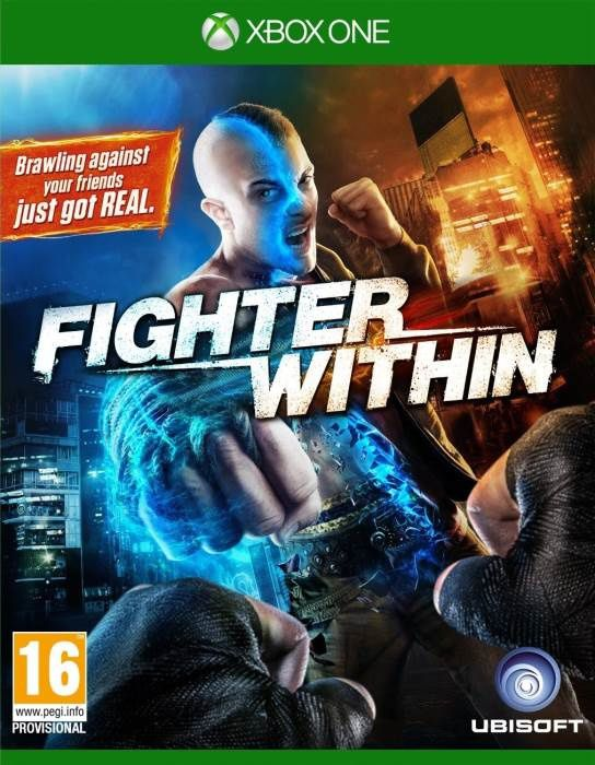 Fighter Within (BANDE ANNONCE DU JEU VIDEO) 21 11 2013