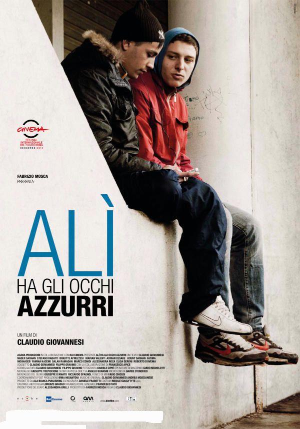 Ali a les yeux bleus (BANDE ANNONCE VOST) avec Nader Sarhan, Stefano Rabatti, Brigitte Apruzzesi - 30 04 2014