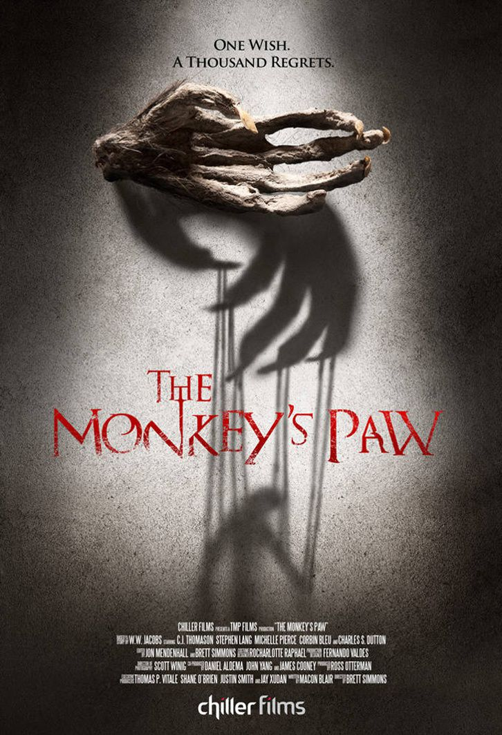 The Monkey's Paw (BANDE ANNONCE VO 2013) avec C.J. Thomason, Stephen Lang, Michelle Pierce