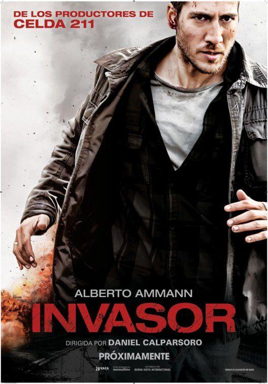 INVASION (BANDE ANNONCE VF 2012) de Daniel Calparsoro (INVASOR)
