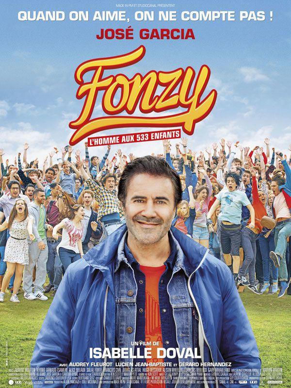 FONZY (BANDE ANNONCE) avec José Garcia, Lucien Jean-Baptiste, Audrey Fleurot - 30 10 2013