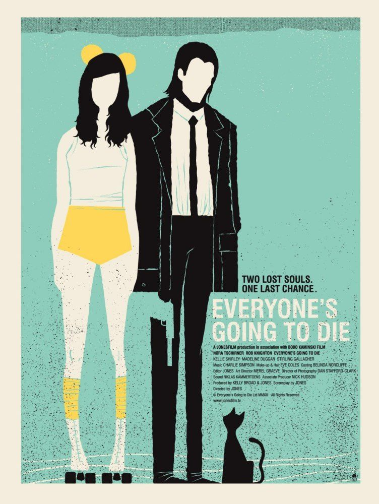 Everyone's Going to (BANDE ANNONCE VOST) avec Nora Tschirner, Rob Knighton, Kellie Shirley