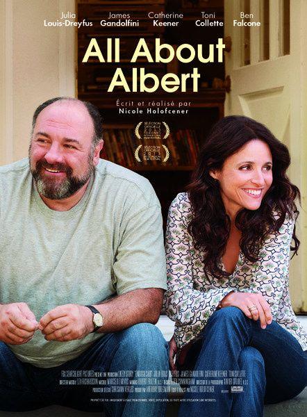 All about Albert (BANDE ANNONCE + 2 EXTRAITS VOST) avec James Gandolfini, Julia Louis-Dreyfus, Catherine Keener (Enough Said)