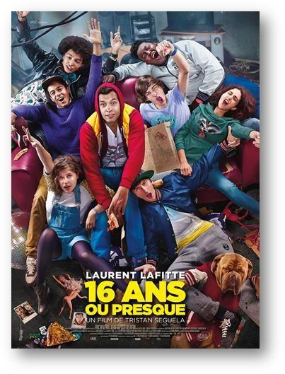 16 Ans Ou Presque - La nouvelle bande-annonce ! avec Laurent Lafitte, Daniel Guillaume, Jonathan Cohen