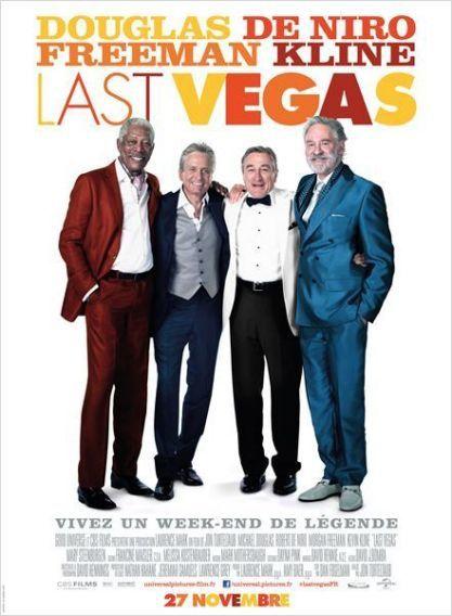 LAST VEGAS (Featurette VOST) avec Michael Douglas, Robert de Niro, Morgan Freeman - 27 11 2013