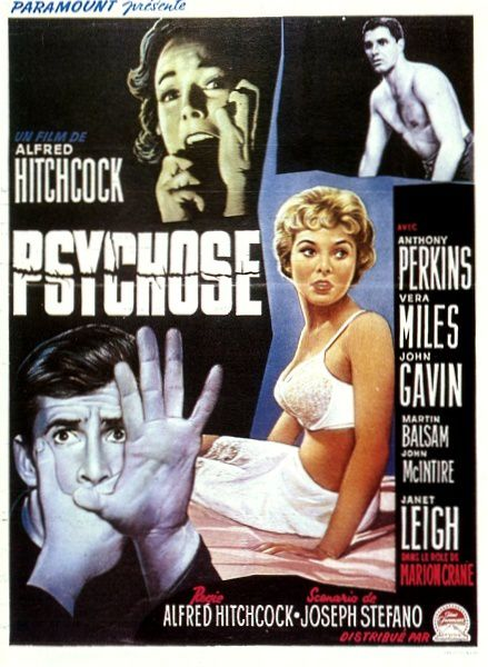 Psychose (BANDE ANNONCE VO 1960) de Alfred Hitchcock avec Anthony Perkins, Janet Leigh, Vera Miles (Psycho)