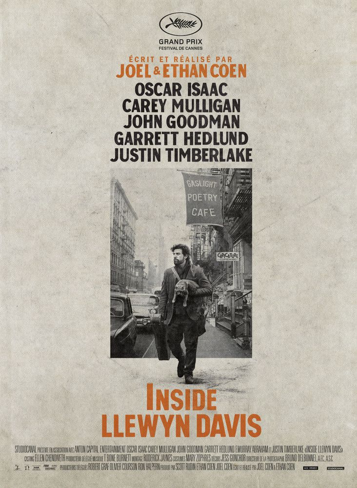 Inside Llewyn Davis (BANDE ANNONCE VF et VOST) de Ethan Coen et Joel Coen avec Carey Mulligan, Justin Timberlake - 06 11 2013