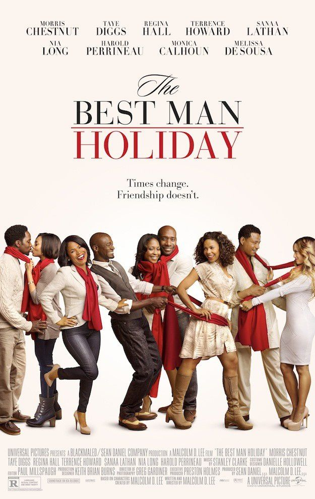 The Best Man Holiday (BANDE ANNONCE VO 2013) avec Terrence Howard, Harold Perrineau, Morris Chestnut