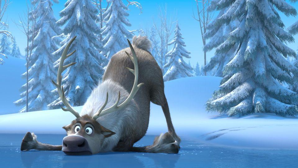 La Reine des Neiges (BANDE ANNONCE) (Frozen)