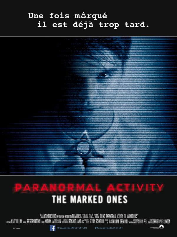 Paranormal Activity : The Marked Ones (BANDE ANNONCE VOST) 01 01 2014