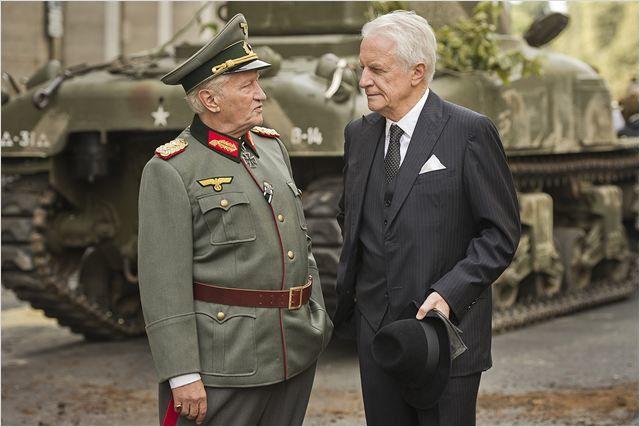 Diplomatie (BANDE ANNONCE) avec André Dussollier, Niels Arestrup, Burghart Klaußner - 05 03 2014