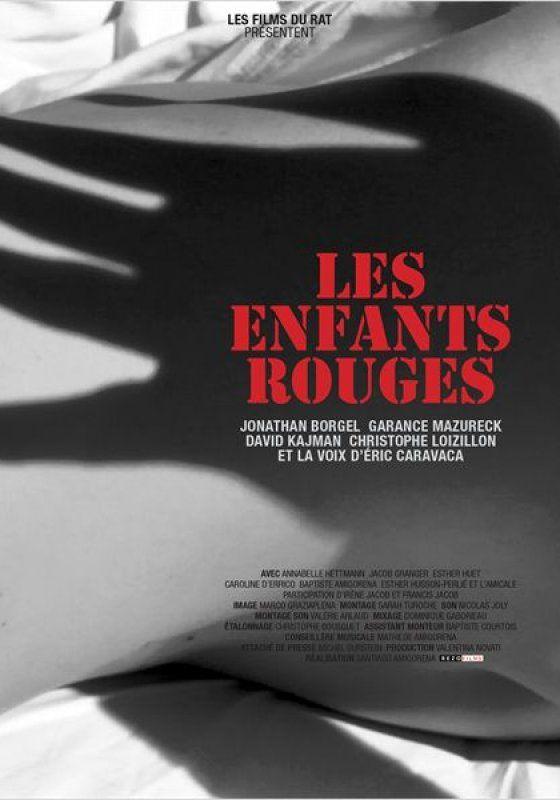 Les enfants rouges (BANDE ANNONCE) avec Baptiste Amigorena, Jonathan Borgel, Eric Caravaca - 22 01 2014